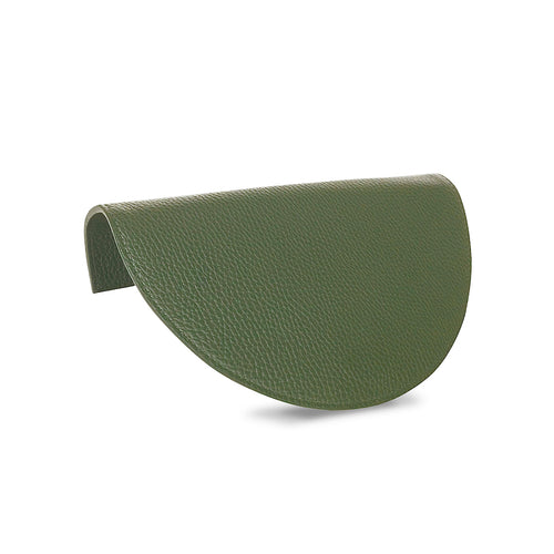 Light Olive Green Half Moon