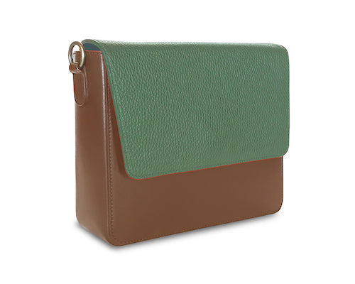 NemoRectangular-Body-Brown-NemoRectangular-Flap-LightOliveGreen
