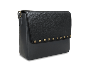 NemoRectangular-Body-Black-NemoRectangular-Flap-BlackStud