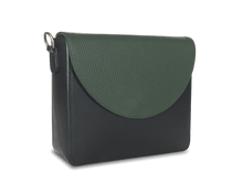 NemoRectangular-Body-Black-BandalHalf-moon-Flap-OliveGreen