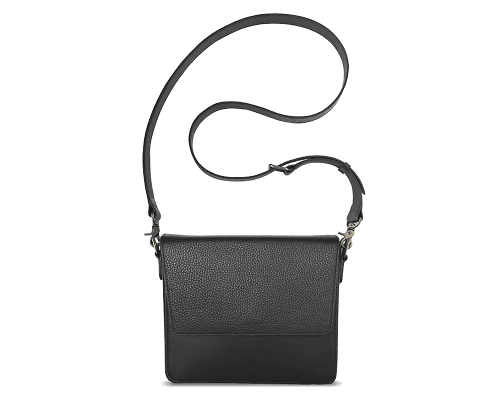 NemoRectangular-Body-Black-NemoRectangular-Flap-Black-Crossbody-Strap-Black