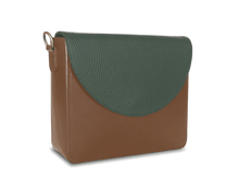 NemoRectangular-Body-Brown-BandalHalf-moon-Flap-OliveGreen