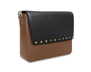 NemoRectangular-Body-Brown-NemoRectangular-Flap-BlackStud