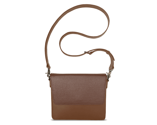 NemoRectangular-Body-Brown-NemoRectangular-Flap-Brown-Crossbody-Strap-Brown