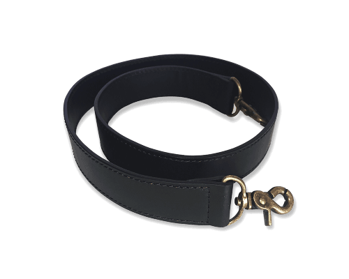 Shoulder-length-Strap-Black
