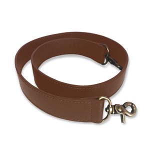 Shoulder-length-Strap-Brown