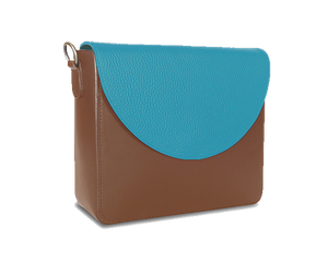 NemoRectangular-Body-Brown-BandalHalf-moon-Flap-OceanBlue