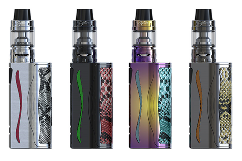 Ijoy Genie PD270 TC Kit (Battery included) | The Vapenation Shop Hong Kong (HK) | 香港電子煙專門店