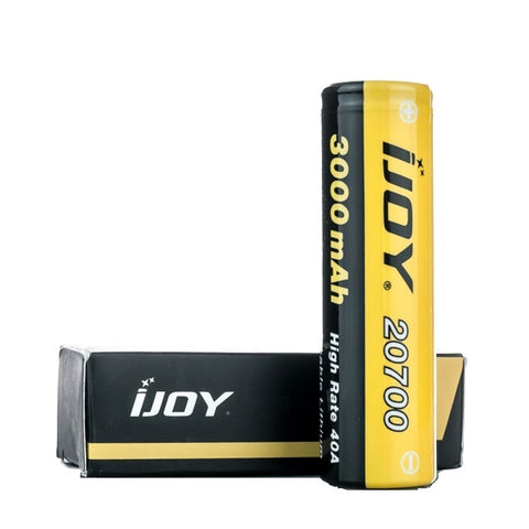 Ijoy 20700 Battery | The Vapenation Shop Hong Kong (HK) | 香港電子煙專門店