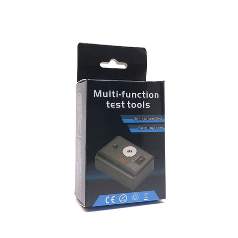 Digital Multi-Function Atomizer Tester Tool | The Vapenation Shop Hong Kong (HK) | 香港電子煙專門店