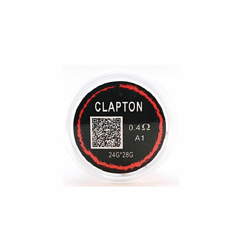 Clapton Coil Pack | The Vapenation Shop Hong Kong (HK) | 香港電子煙專門店