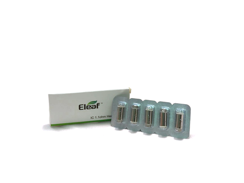 Eleaf iCare IC 5 Pack Replacement Coils | The Vapenation Shop Hong Kong (HK) | 香港電子煙專門店