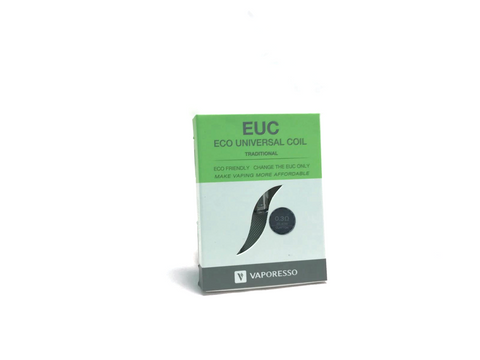 Vaporesso Traditional EUC 5 Pack Replacement Coils | The Vapenation Shop Hong Kong (HK) | 香港電子煙專門店