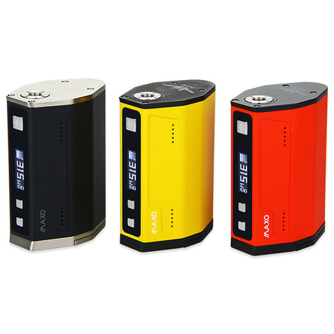 IJOY Maxo 315W Quad 18650 Box Mod | The Vapenation Shop Hong Kong (HK) | 香港電子煙專門店
