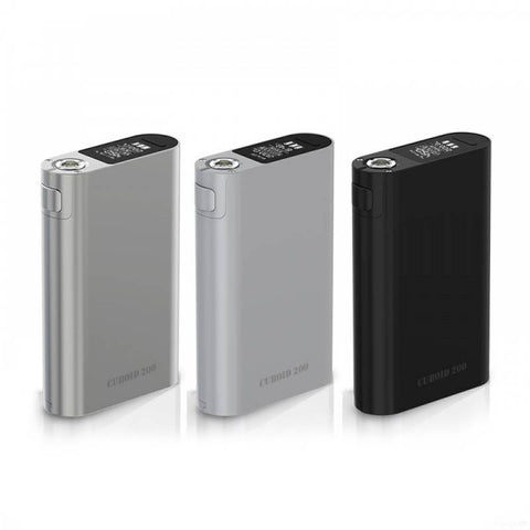 Joyetech Cuboid 200W Mod | The Vapenation Shop Hong Kong (HK) | 香港電子煙專門店