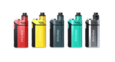 Ijoy Limitless RDTA Box Kit | The Vapenation Shop Hong Kong (HK) | 香港電子煙專門店