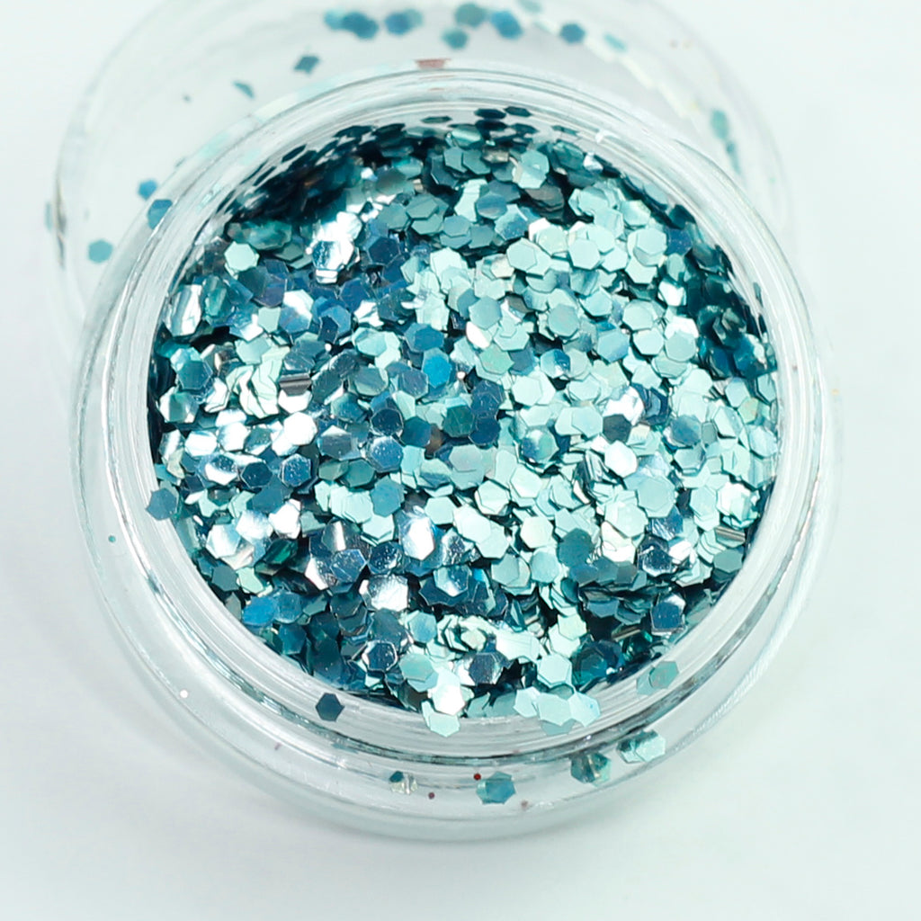 """Sapphire"" Eco-Friendly Biodegradable Glitter"