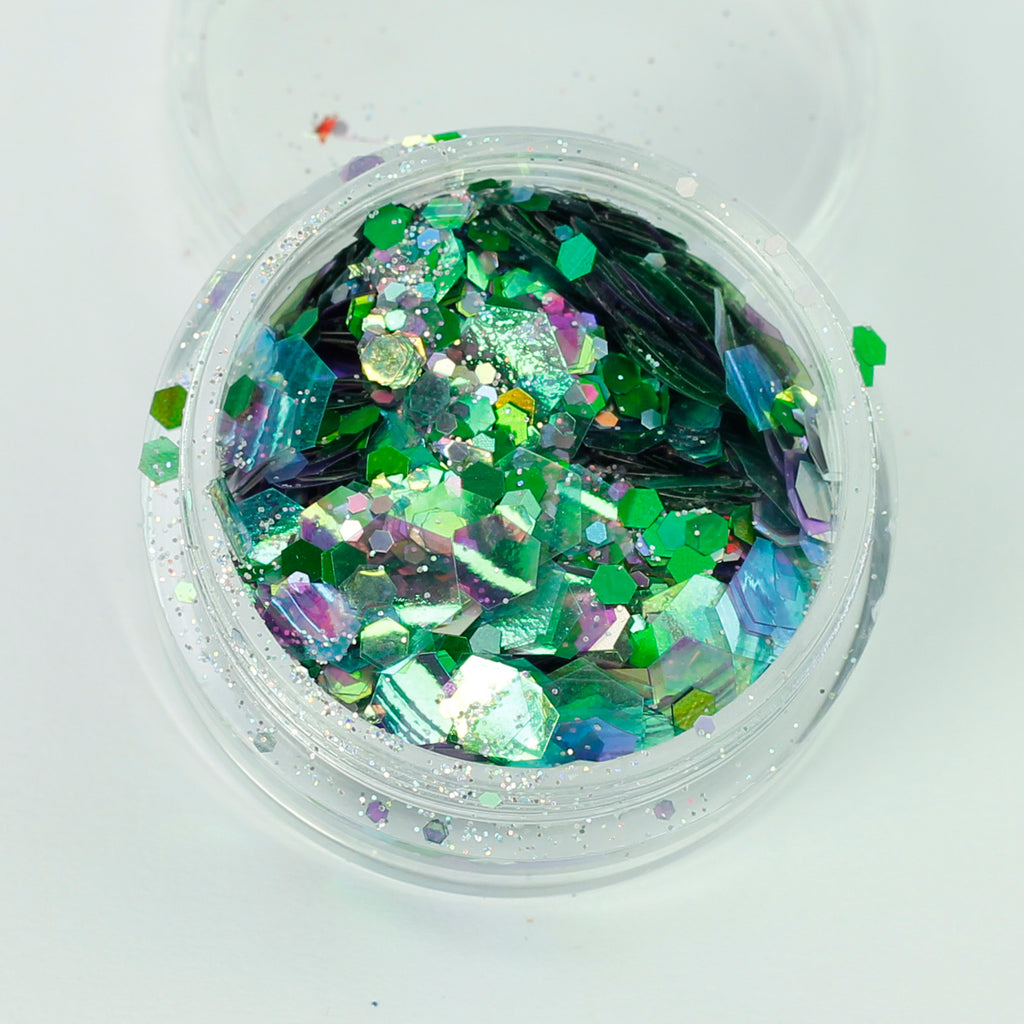 Galadriel Super Chunky Cosmetic Glitter Mix