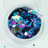 Drama Queen Super Chunky Cosmetic Glitter Mix