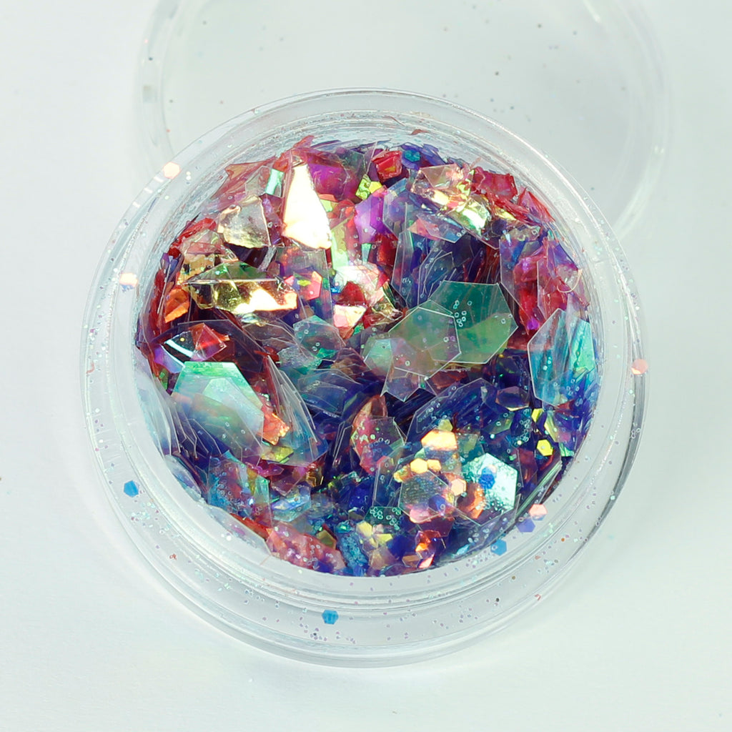 Sea Of Tranquillity Super Chunky Cosmetic Glitter Mix