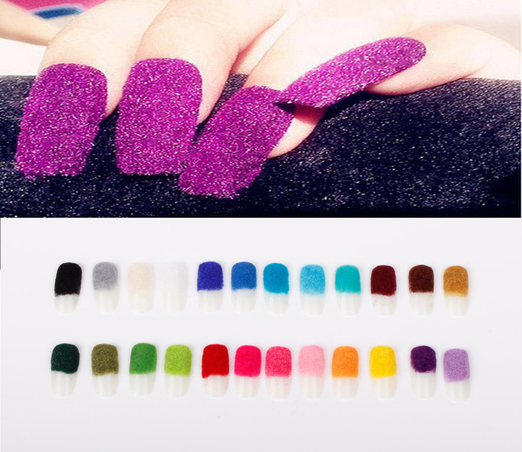 5g Bag Velvet Flocking Powder Nail Art Modelling Craft