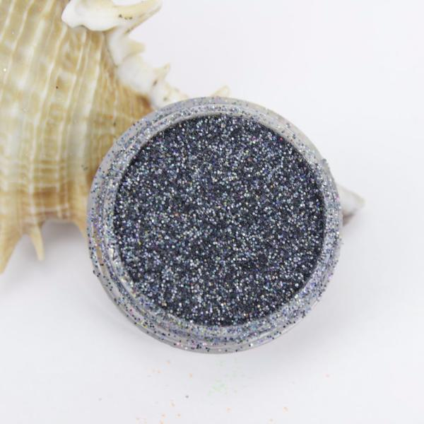 evol holographic smoke dust face glitter