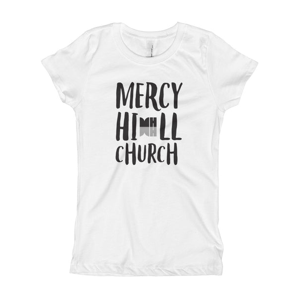 Girl's Youth Mercy Hill Church T-Shirt