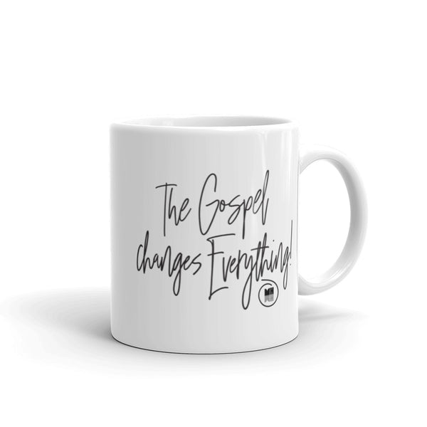 The Gospel Changes Everything Mug