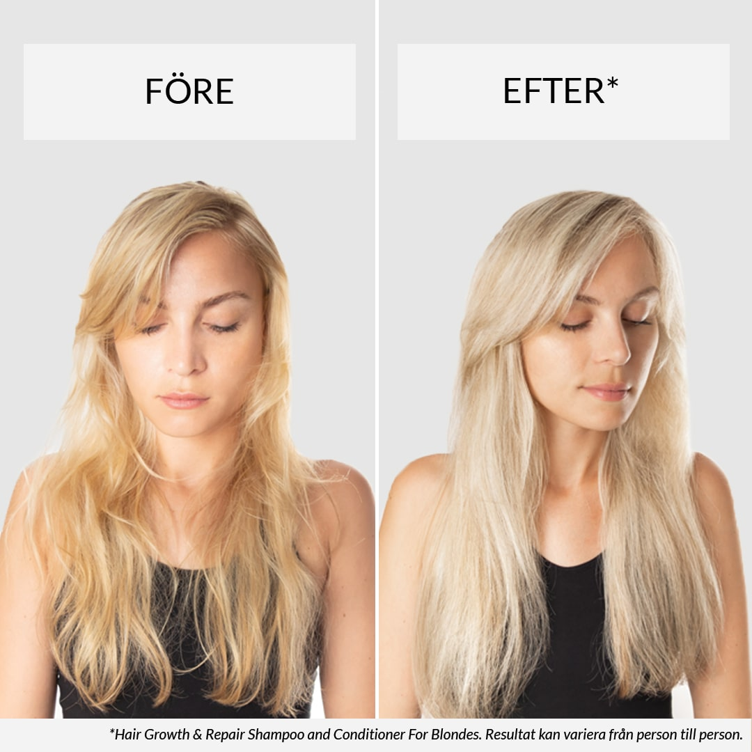 hairlust hair growth repair for blondes