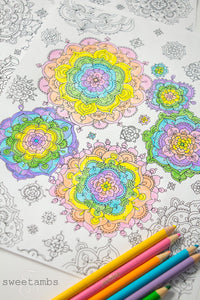 Free Coloring Page - Downloadable Printout