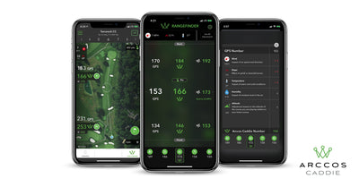 Arccos Golf Launches World's First A.I. Powered Rangefinder