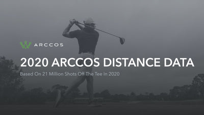 2020 Arccos Distance Report: Off The Tee