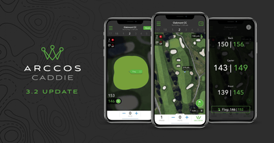 Arccos Golf Premiers Crowd-Sourced Hole Locations, Siri Shortcuts and 
