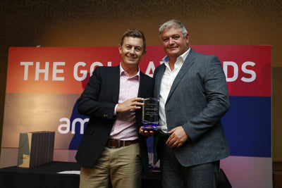 "Arccos Caddie Named ""Most Innovative Product of the Year"" at the Golf Awards by American Golf"
