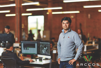 Golf Inc. Names Arccos CEO & Co-Founder Sal Syed as Top Innovator, Leader of Golf's Data Revolution