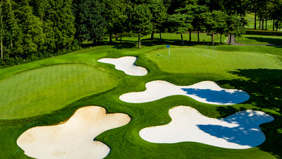 Dual Greens Can Mean Double the Fun On-Course in Japan