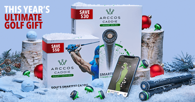 Four Reasons Arccos Caddie Is The Perfect 2018 Holiday Gift For Golfers