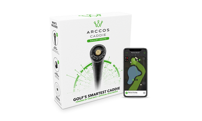 Arccos Caddie Smart Grips, the World's First Fully-Integrated Set of Grips, Now Available for Purchase