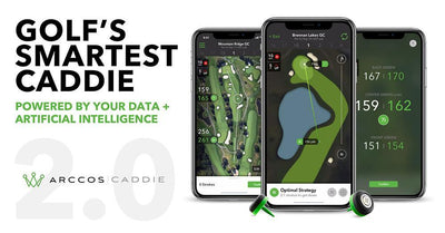 Arccos Golf Launches Next-Generation Artificial Intelligence Platform,  Arccos Caddie 2.0, Powered by Microsoft Azure