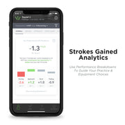 A.I. Caddie - Leverage artificial  intelligence to see your  best shot strategy in  any situation