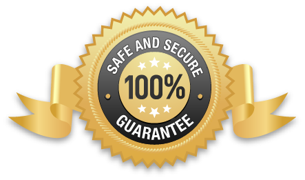 Shopping and Secure Safe Guaranteed