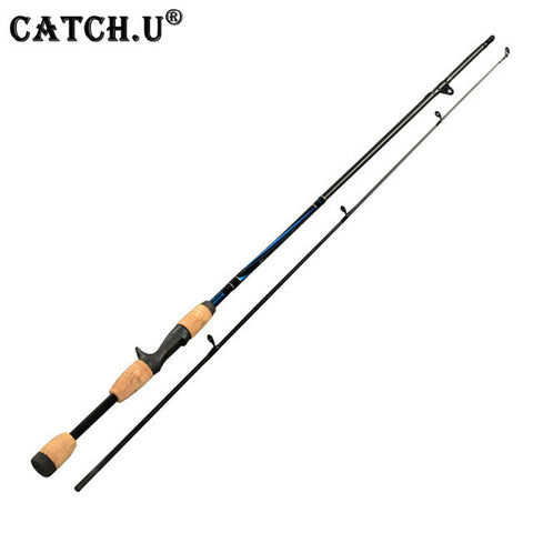 "2 tip spinning fishing rod 7""  M actions 6-12g lure weight Casting Lure Fishing Rod"