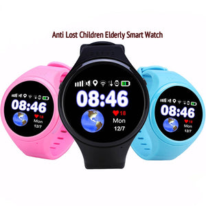 Touch Screen GPS Smart Watch WIFI Positioning Phone SOS Baby SIM Tracking Watch