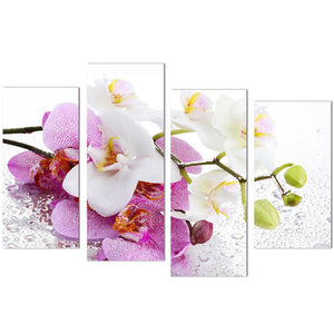 DIY 5D Diamond Embroidery Painting Flower Bud Cross Stitch Craft Home Decor