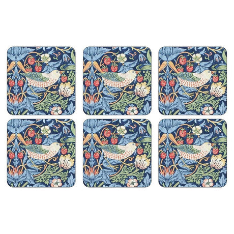 Pimpernel Strawberry Thief - Coaster