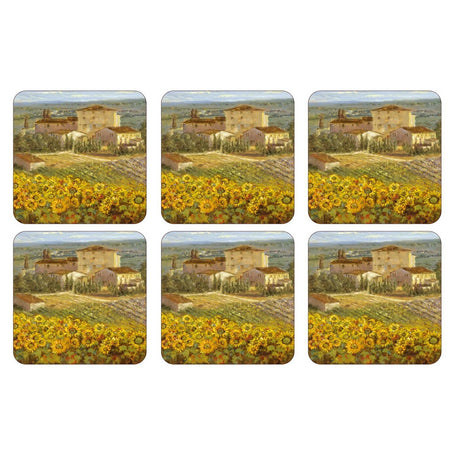 Pimpernel Tuscany - Coaster  ON BACKORDER