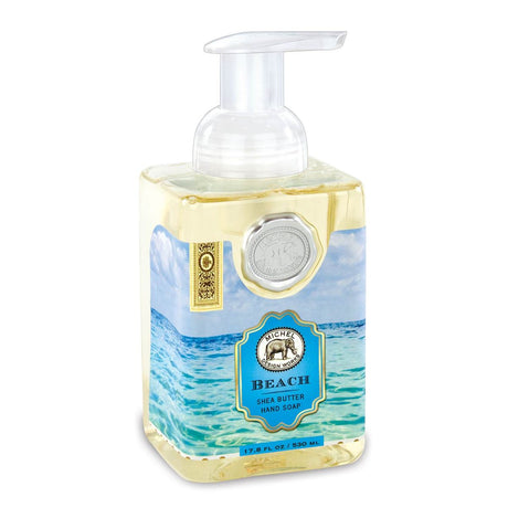 MICHEL Beach - Foaming Shea Butter Hand Soap  $14.99