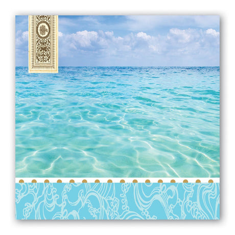 MICHEL Design - Beach  - Luncheon Napkins