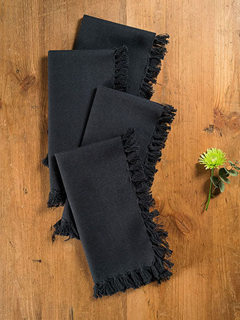 April Cornell, Essential Napkins Black