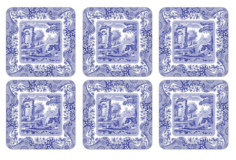 Pimpernel Blue Italian - Coaster  $14.99